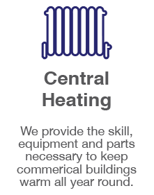 central heating service Isle of Wight
